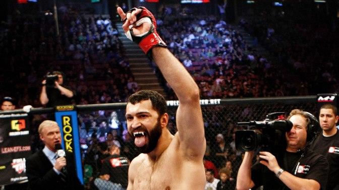 UFC Fight Night: Bigfoot vs. A...